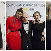 Garbūs svečiai šventiškai paminėjo 95-ojo Kauno dramos teatro gimtadienio sukaktį