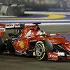 Singapūro GP kvalifikacijoje – Sebastiano Vettelio dominavimas