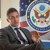 """JAV diplomatas Randy Berry: """"Homoseksualių asmenų yra visur. Jie yra realybė"""""""