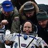 """""""Dvynių tyrime"""" dalyvaujantis S.Kelly po metų iš kosmoso grįžo į Žemę: kodėl tai taip svarbu NASA?"""