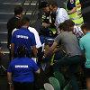 Drama Melburne: mačo metu į ligoninę skubiai nugabentas garsus treneris