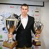 Geriausias 2015 metų Lietuvos kanojininkas H.Žustautas žiemą yriais matuoja Žaliuosius ežerus