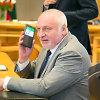 """""""Darbiečiai"""" Panevėžyje aptars politinę padėtį"""