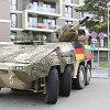 """Šimtų milijonų eurų vertas klausimas: kaip Lietuva išsirinko vokišką šarvuotį """"Boxer"""" su Izraelio ginkluote?"""