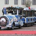 Kalėdinis traukinukas