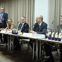 Raimundas Lopata, Vytautas Bogušis, Mečys Laurinkus, Romualdas Ozolas, Paulius Uleckas