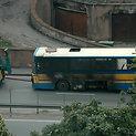 Apdegęs autobusas