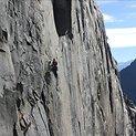 """""""Montis Magia Alpinistai"""" Saulė ir Gediminas pakeliui į El Capitan viršūnę"""