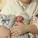 Agnė Rapalavičienė Šilutės ligoninėje pagimdė tris mergaites