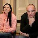 Choreografė Anželika Cholina ir Scenografas Marijus Jacovskis