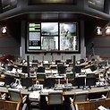 Raketų paleidimo valdymo patalpa
