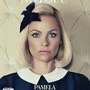 """Žurnalo """"No Tofu"""" viršelį papuošusi <b>Pamela Anderson</b> – sunkiai atpažįstama"""