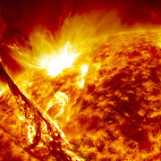 Žemėje prasidėjo geomagnetinė audra