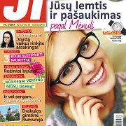 """Naujas žurnalo """"Ji"""" numeris – šeštadienį!"""