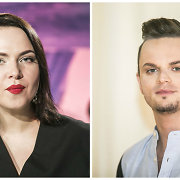 """Ruslanas Kirilkinas apie Justės Arlauskaitės-Jazzu pasirodymą: """"Tamponai ausyse daro savo"""""""
