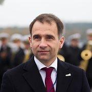 """Ministras Rokas Masiulis: """"Energijos išteklių eksportas – ne mažiau svarbus nei ginklų"""""""