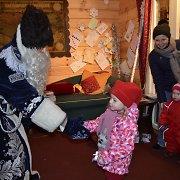 Trakuose finišuoja ilgiausios pasaulio Kalėdos
