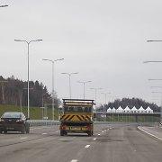 Stasys Brundza teigia, kad Vilniaus vakariniu aplinkkeliu galima važiuoti 100 km/val.