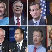 2016-ųjų prognozės: JAV prezidento rinkimai: kam teks laisvojo pasaulio lyderio našta?