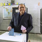 Buvęs Italijos premjeras Silvio Berlusconi paguldytas į ligoninę
