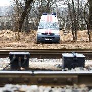 Marijampolės ligoninėje mirė moteris, popietę sunkiai sužalota krovininio traukinio