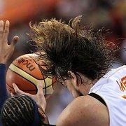 Reto grožio finalas: Ispanija – JAV 107:118