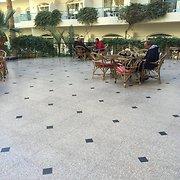 """""""Bella Vista"""" viešbutis Egipte po išpuolio"""