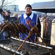 Stintų šventė: 4 eurai už penkias žuvis ir abejingi praeiviai