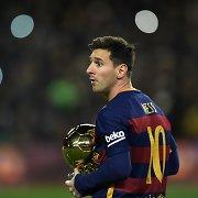 Lioneliui Messi bus atlikta operacija