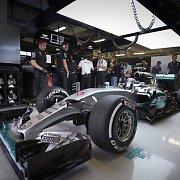 """Mercedes"" jėgainės galia jau viršija 900 AG"