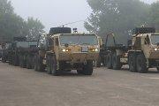 JAV kariuomenė Lietuvoje planuoja įkurti karinių reikmenų sandėlį