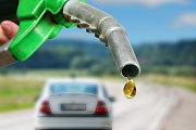 Rusijos benzino gamintojai kainas kovą kilstelėjo 5,8 proc.