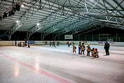 Panevėžyje oficialiai atidaryta ledo arena