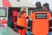 Ieškomas tamsiai raudonas automobilis: vairuotojas spruko Panevėžyje partrenkęs mergaitę