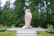 Prezidento Kazio Griniaus paminklas – bešeimininkis turtas