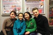 """Aidas Reklys """"Šokiuose ant ledo"""" pasirodys su savo japonėmis mokinėmis"""