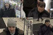 Padėkite Kauno policijai rasti brangias ausines pasiglemžusius vyrus