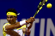 Sunkus Rafaelio Nadalio startas Argentinoje