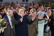 """Dalia Grybauskaitė apie Laisvės premiją: """"Ne visi išmoko atsiriboti nuo ambicijų"""""""