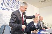 E.Mikėnas: lenkų ir rusų susitarimas dėl krovinių gali būti naudingas ir Lietuvos vežėjams