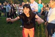 Kai kurie rusų kultūros šventės Vingio parke dalyviai namo negrįžo – pateko į ligoninę arba policiją