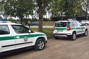 Trys vaikinai Vilkaviškyje nužudė vyrą ir slėpdami įkalčius padegė jo butą