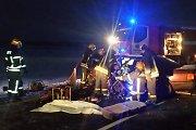 """Kraupi kaktomuša kelyje """"Via Baltica"""" Ramygaloje: vienas žuvęs ir trys sužeisti"""