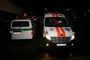 Prie Pasvalio partrenktas 65-erių vyras mirė ligoninėje