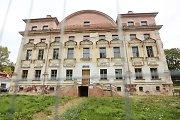 Tikras lobis Vilniaus Antakalnyje – unikali Sapiegų rūmų sieninė tapyba