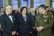 Laisvės gynėjų dienos minėjimas Seime – be Vytauto Landsbergio