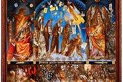 Septynių įspūdingo dydžio paveikslų albumas įamžino Lietuvos vardo tūkstantmetį