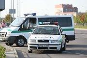 Pirmadienio rytą pėsčiųjų perėjoje Vilniuje partrenktas 10 metų vaikas