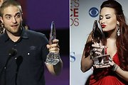 """Los Andžele paskelbti """"Žmonių simpatijų"""" apdovanojimai"""