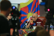 Dalai Lama on what Lithuanians can do for Tibet: Visit and then tell Chinese leaders what you saw